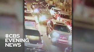 Surveillance video shows police shooting unarmed man panhandling