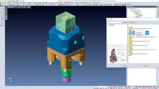 VISI Machining - Produktvideo ''Automatische Elektrodenbearbeitung''