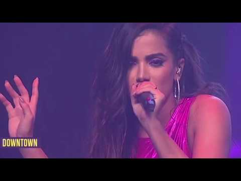 Downtown - Anitta feat. J Balvin | Festa Combatchy São Paulo | Multishow
