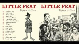 Little Feat - Night on the Town 432 Hz