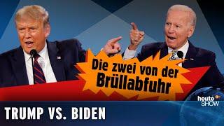 Trump gegen Biden: Das schlimmste TV-Duell aller Zeiten