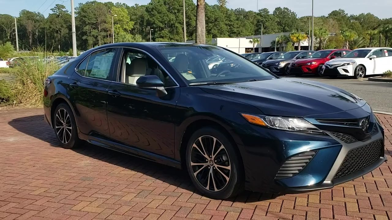 Chatham Parkway Toyota >> New 2020 Toyota Camry Se At Chatham Parkway Toyota New 200200