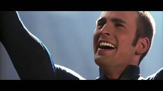 Первый выход в свет Человека факела. Фантастическая четверка (2005)