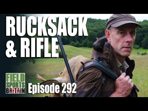 Fieldsports Britain - Rucksack & Rifle