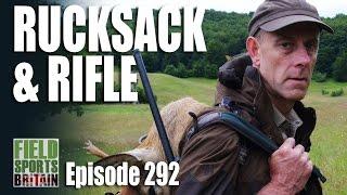 Fieldsports Britain - Rucksack & Rifle