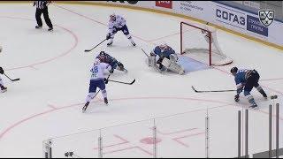 Nalimov saves on Starchenko shot