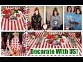 Decorate Ugly Christmas Sweaters with US! + Party Setup Day 11