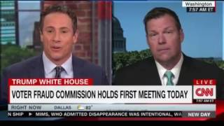 Kris Kobach Vice Chair Election Integrity Commission Dems call 'Tool for Voter Suppression'  Cuomo