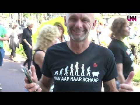 Demonstratie Amsterdam 05-09-2021