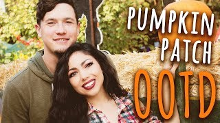 Fall Outfit of the Day: Pumpkin Patch! | Charisma Star