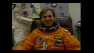 STS-85 Day 01 Highlights