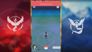 Failed to detect location   GPS signal   COMO RESOLVER   Pokemon Go BRASIL