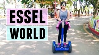Vlog: A Day at Essel World