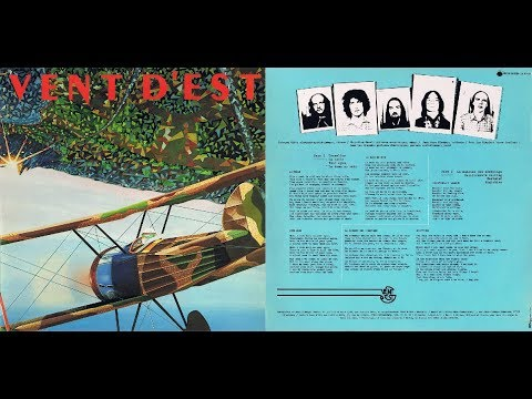 Vent D'Est -  Vent D'Est (1980) FULL ALBUM [Progressive Rock]