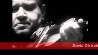 David Oistrakh plays Lalo Symphonie espagnole op.21 movement 2 (1955) Jean Matinon