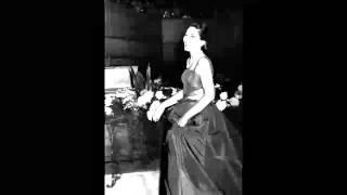 Oh, santa lancia, prodigioso acciar - Wagner & Parsifal - Maria Callas