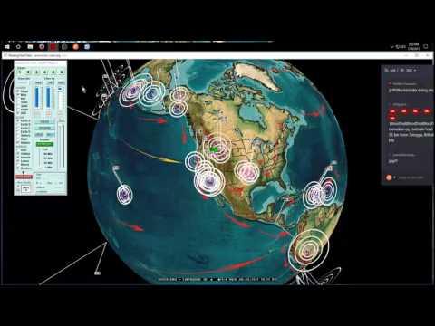 7/26/2017 -- Earthquake swarm strikes Southern California @ Salton Sea Volcanic Buttes