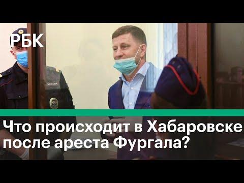 Вслед за Фургалом в Хабаровске задержали двух депутатов от ЛДПР. Дело Сергея Фургала