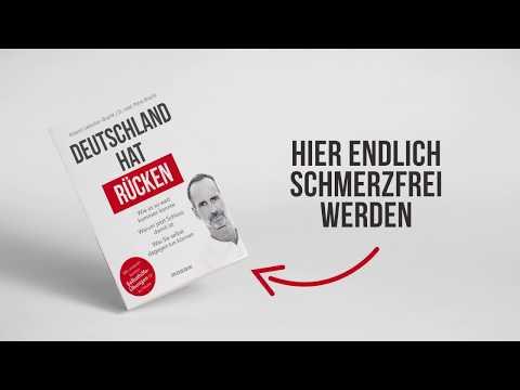Deutschland hat Rücken YouTube Hörbuch Trailer auf Deutsch