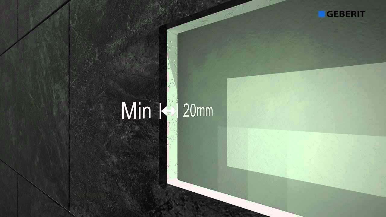 geberit sigma80 youtube. Black Bedroom Furniture Sets. Home Design Ideas