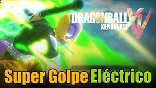 COMO CONSEGUIR EL SUPER GOLPE ELECTRICO | DRAGON BALL XENOVERSE