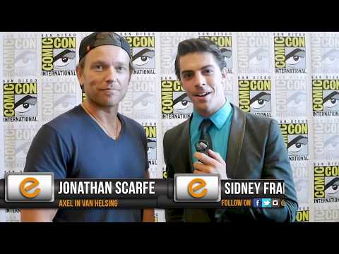 That's My Entertainment s Jonathan Scarfe from Van Helsing