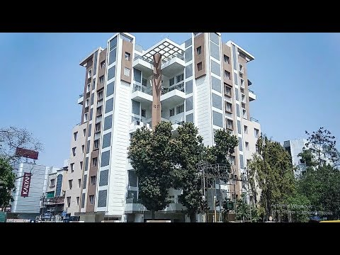 4 BHK 3 Crore ULTRA LUXURY #Flat | #Nagpur | #Guest_room #Servant_room | #Gym | #Spa | Home Thetre |