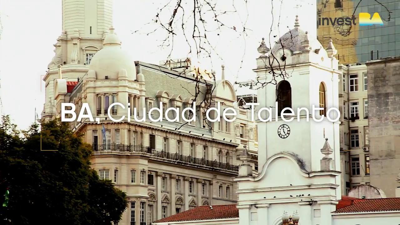 Buenos Aires, Ciudad de talento | Audiovisual