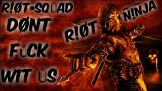 How I Joined R!ØT · SQÛAD and Why I left Original Gods Clan - Full Story (Solo Squads Gameplay)