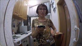 #728 Россия Санкт Петербург Готовлюсь в дорогу Салат из сардин