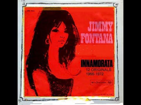 JIMMY FONTANA -INNAMORATA - ALBUM 12 ORIGINALS 1966 1972- FULL ALBU M