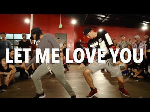 """LET ME LOVE YOU"" - DJ Snake ft Justin Bieber Dance 