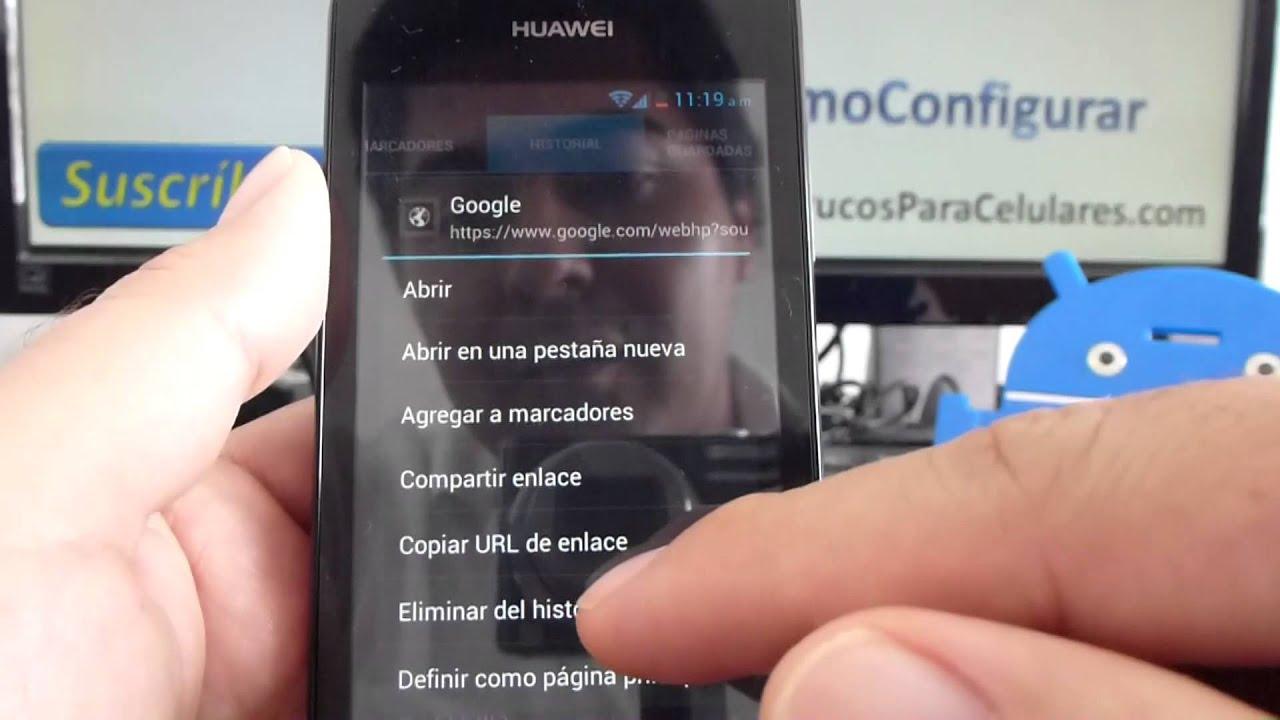 como rastrear un celular android huawei