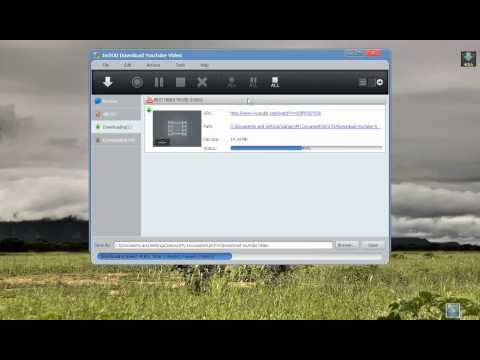 how to download youtube vedios using imtoo software.avi