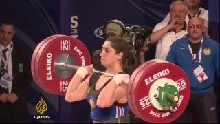 Weightlifting battles doping scandal ahead of Rio 2016