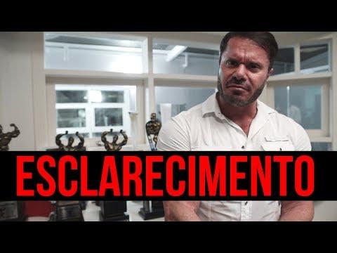 EXCLUSIVO! ESCLARECIMENTO DE RENATO CARIANI