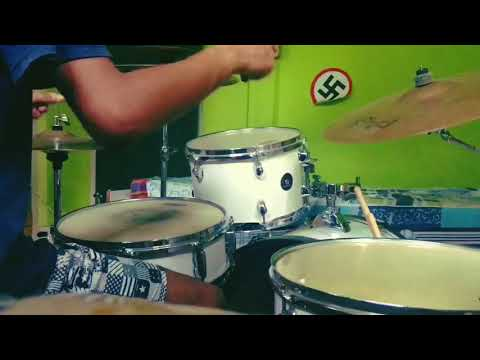 The Last Analog Generation by Blackstratblues [Drum cover by Jeumon Talukdar]