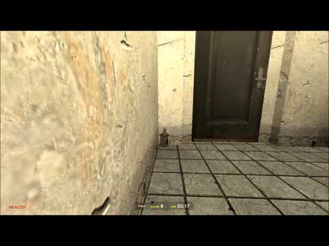 Open door close door (Prop Hunt)