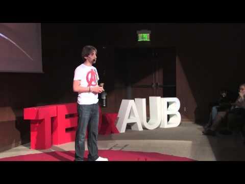 Hacking: Raja Oueis at TEDxAUB