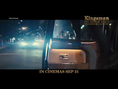 Kingsman: The Golden Circle | The Ultimate Breakdown from YouTube · Duration:  16 seconds