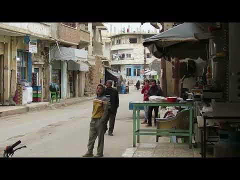 Homs: Tour Inside Rastan City 11-2-2018