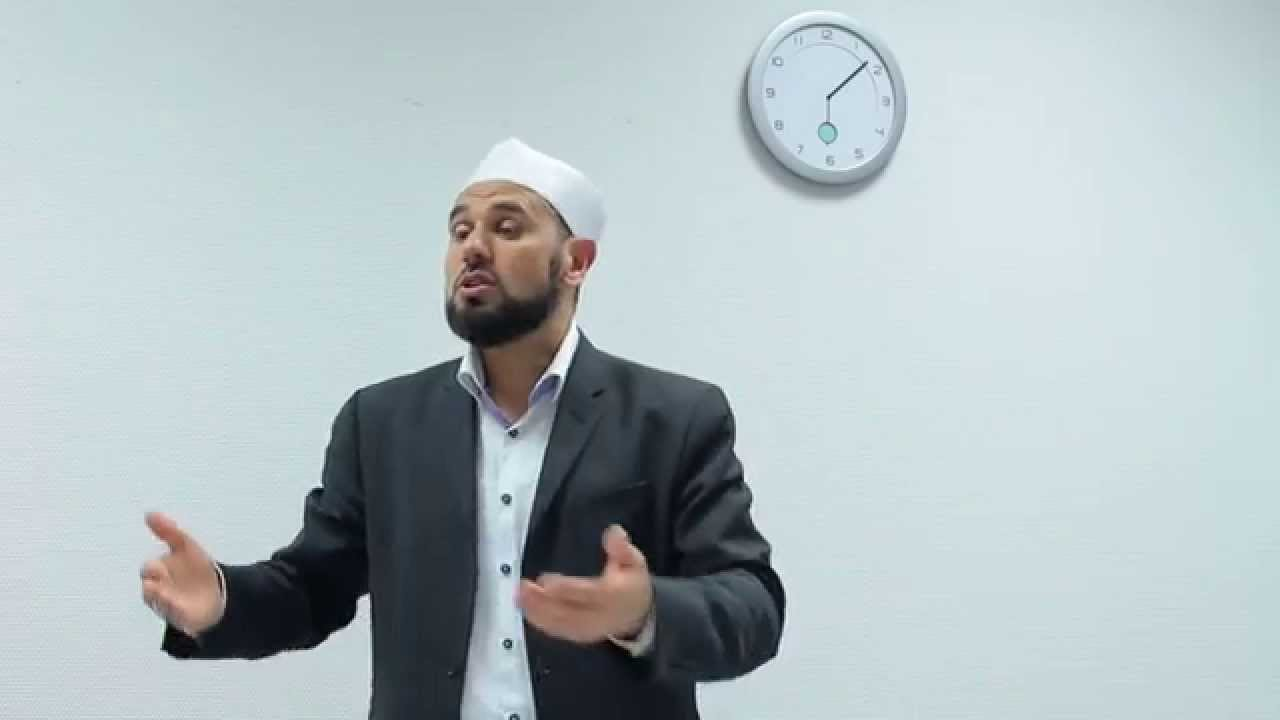 Mahmoud Ahmed - Tafsir 29.03.15 Teil III - Deine Funktion als Muslim