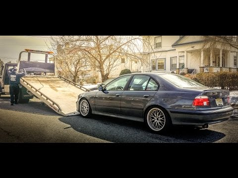 Download Youtube: BMW E39 540i, Running on 7 Cylinders.