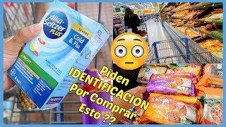 Compras en Walmart 🤦🏻♀️ Piden ID por Comprar Alka-Seltzer 😳 Whaa! - ♡IsabelVlogs♡