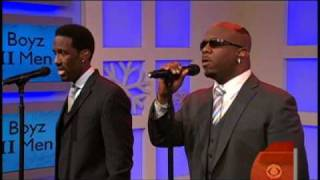 "Boyz II Men, ""Amazed"""