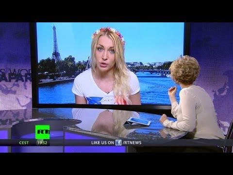 Worlds Apart: Sextreme FEMENism