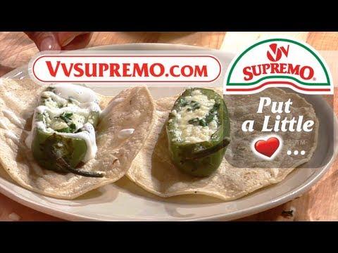 Cheese Stuffed Jalapeño Peppers How To Make (English)