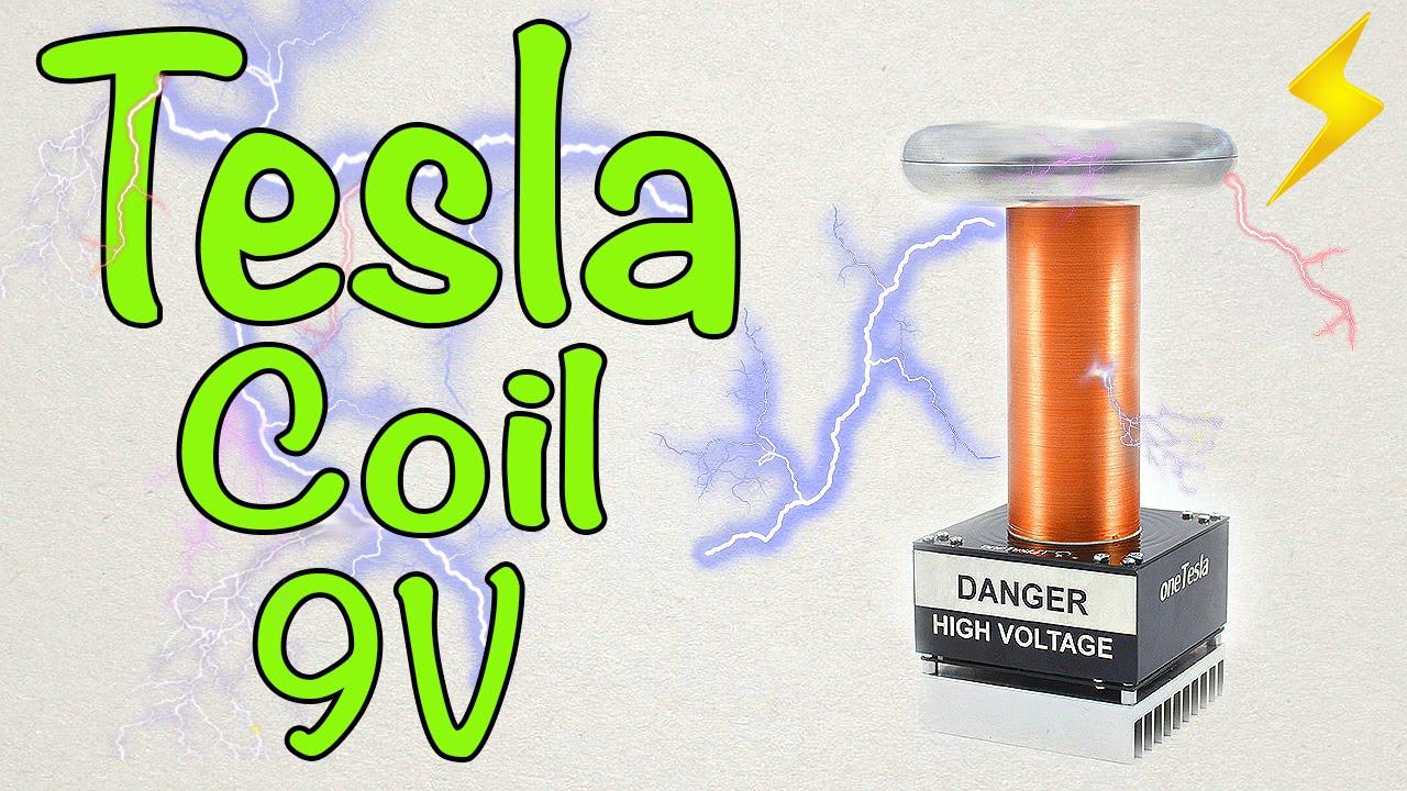 dc tesla coil wiring diagram [ 1280 x 720 Pixel ]