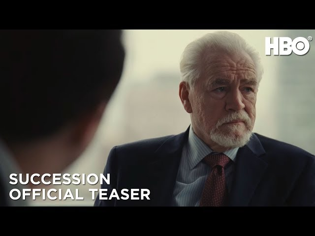 Succession Season 2 | Official Teaser | HBO