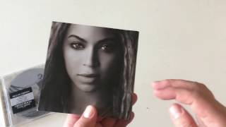 Beyoncé - I Am .. Sasha Fierce (Deluxe 2CD) UNBOXING
